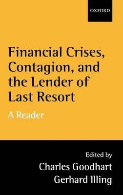 Financial Crises, Contagion, and the Lender of Last Resort image