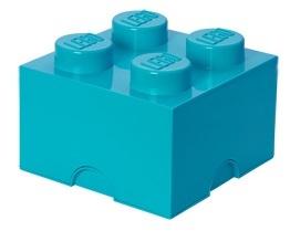 Lego: Storage Designer 4 Brick - Teal