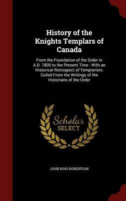 an introduction to the history of the knights templar