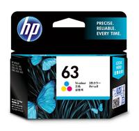 HP 63 Ink Cartridge F6U61AA (Tri-Color)