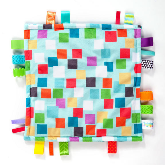 Bright Starts: Little Taggies - Squares image