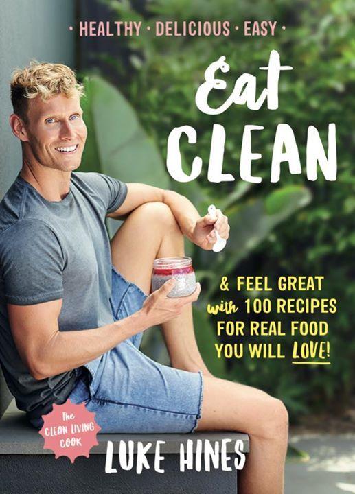 Eat Clean by Luke Hines image