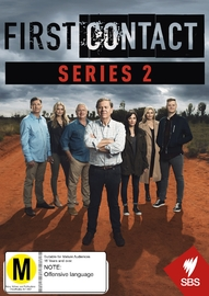 First Contact - Series 2 on DVD