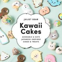 Kawaii Cakes by Juliet Sear image