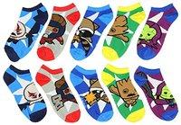 Marvel: Kawai Guardians Ankle Socks - 5-Pack