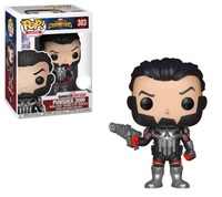 Marvel: Contest of Champions - Punisher 2099 Pop! Vinyl Figure