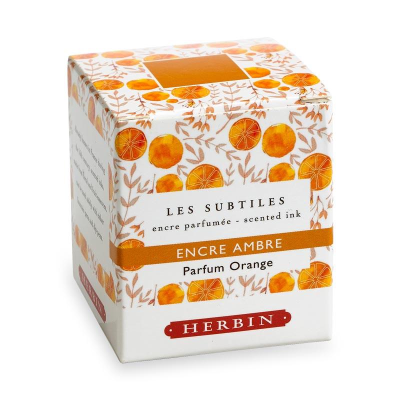 J Herbin: Scented Ink - Orange with Orange Scent (30ml) image