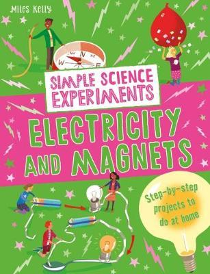Simple Science Experiments: Electricity and Magnets by Chris Oxlade image