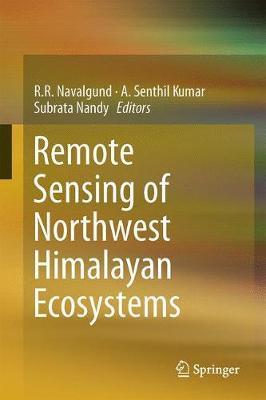 Remote Sensing of Northwest Himalayan Ecosystems image