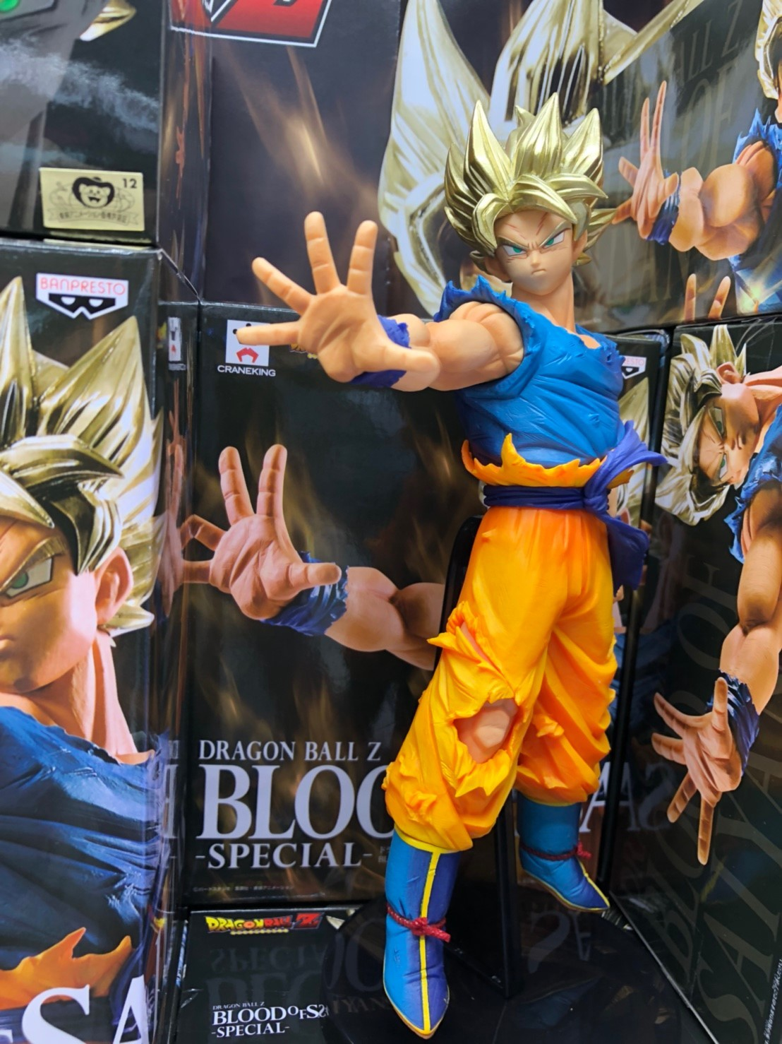 Blood of Saiyans Special - Son Goku image