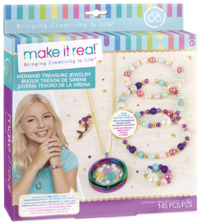 Make It Real - Mermaid Treasure Jewellery Kit