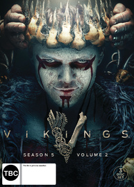 Vikings: Season 5 Part 2 on DVD