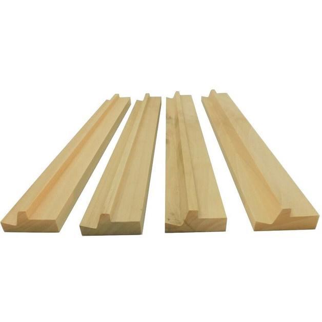 Mahjong Wooden Racks (Set of 4)