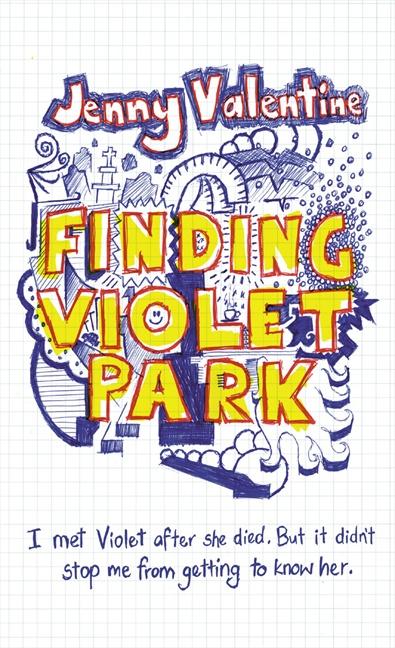 Finding Violet Park by Jenny Valentine image