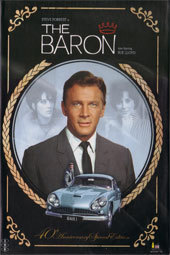 Baron, The - Complete Series (8 Disc Box Set) on DVD