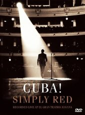 Simply Red - Cuba! on DVD