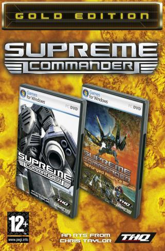 Supreme Commander: GOLD Edition for PC Games