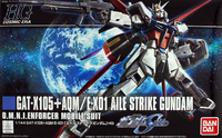 HGCE Aile Strike Gundam 1:144 Model kit