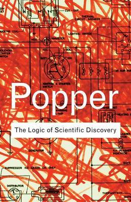 The Logic of Scientific Discovery by Karl Popper image
