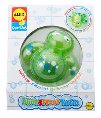 Alex: Blink and Float Turtle