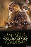 Star Wars: Episode VII The Force Awakens - Chewbacca Wall Poster (359)