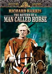 The Return Of A Man Called Horse on DVD