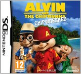 Alvin & The Chipmunks - Chip Wrecked for Nintendo DS