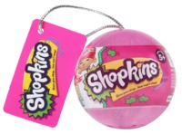 Shopkins Xmas: Glitter Bauble - 2 Pack