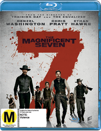 The Magnificent Seven on Blu-ray
