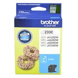 Brother Ink Cartridge LC233C (Cyan)