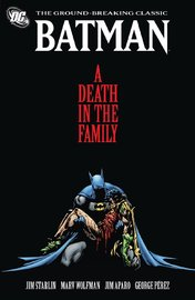Batman A Death In The Family TP New Ed by Jim Starlin