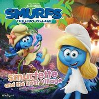 Smurfette and the Lost Village by Daphne Pendergrass