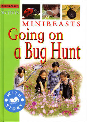 Minibeasts by Jim Pipe
