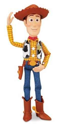 "Toy Story: Talking Sheriff Woody - 15"" Action Figure image"