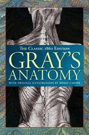 Gray's Anatomy: The Classic 1860 Edition by Henry Gray image