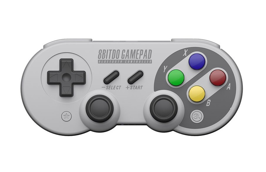 8Bitdo SNES30 PRO Bluetooth Gamepad (Switch, PC & Retro) for  image
