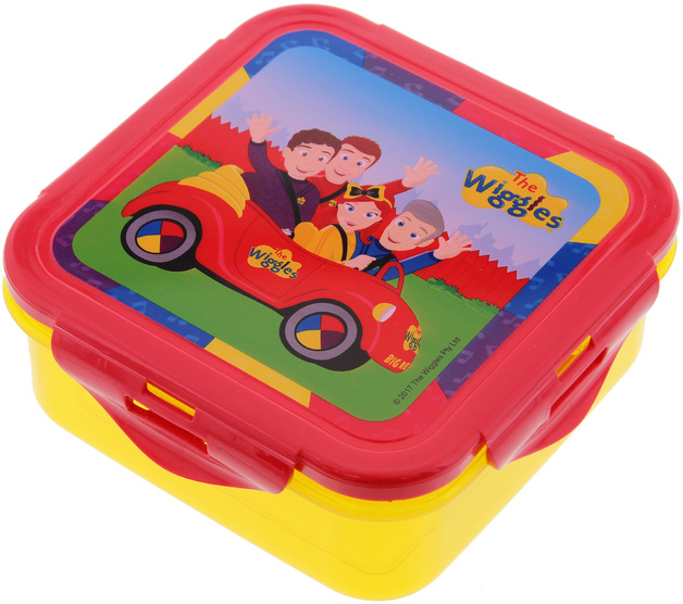 The Wiggles: Lunch Box