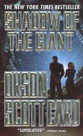 Shadow of the Giant (Shadow Saga #4) by Orson Scott Card