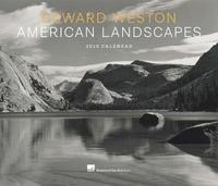 Edward Weston American Landscapes 2019 Wall Calendar by Edward Weston