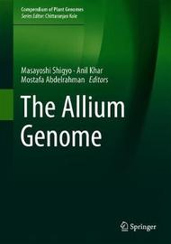 The Allium Genomes