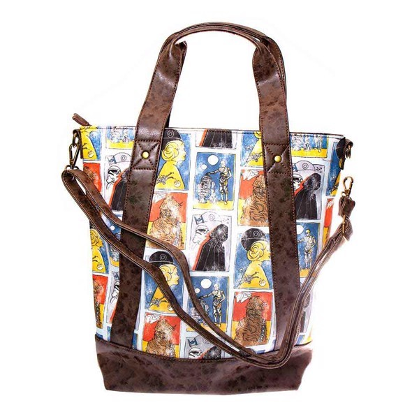 Loungefly: Star Wars - Character Print Tote Bag