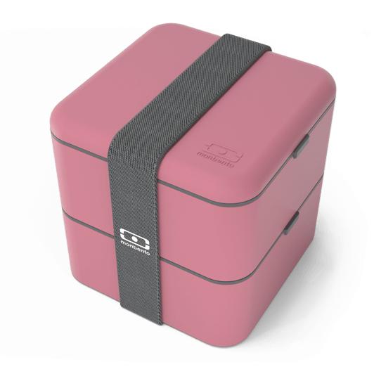 Monbento Square Bento Box - Blush