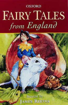 Fairy Tales from England by James Reeves image