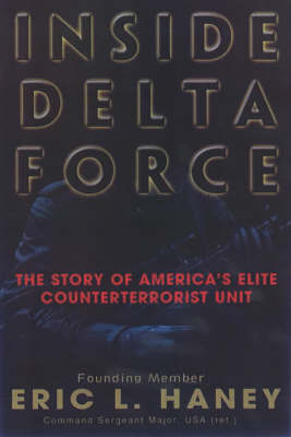 Inside Delta Force by Eric L Haney image