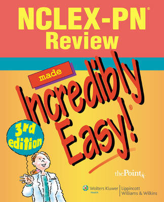 NCLEX-PN Review Made Incredibly Easy! image