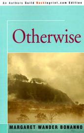 Otherwise by Margaret Wander Bonanno image