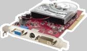 Crucial Radeon X1300 256MB AGP