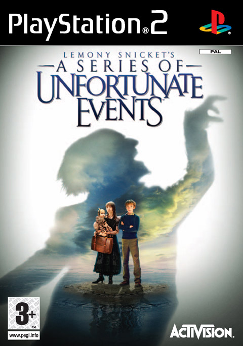 Lemony Snicket's A Series of Unfortunate Events for PlayStation 2 image