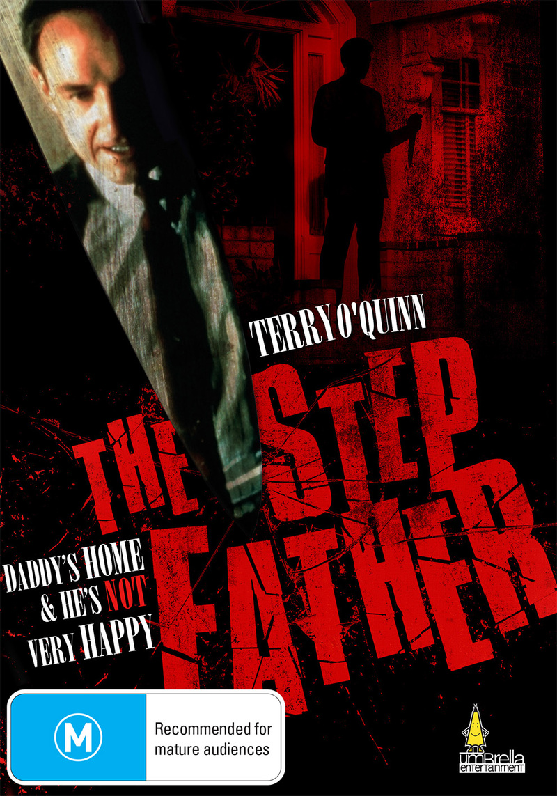The Stepfather on DVD image