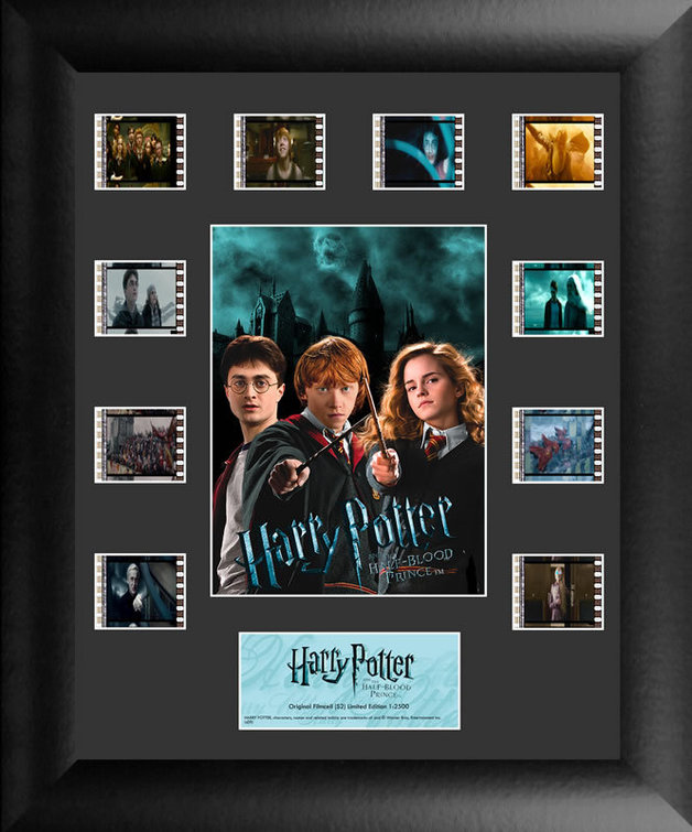 FilmCells: Mini-Montage Frame - Harry Potter (Half-Blood Prince #1)